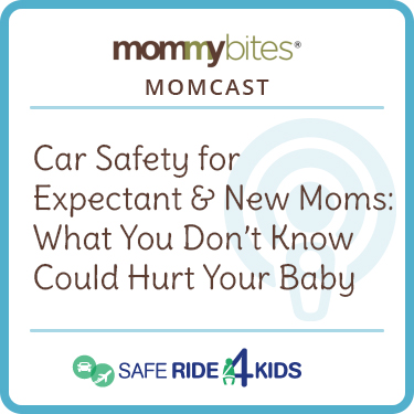 car safety for new moms